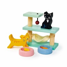 TENDER LEAF TOYS PET CATS SET
