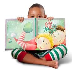 "ELF MAGIC ELF MAGIC ""THE STORY"" BOOK"