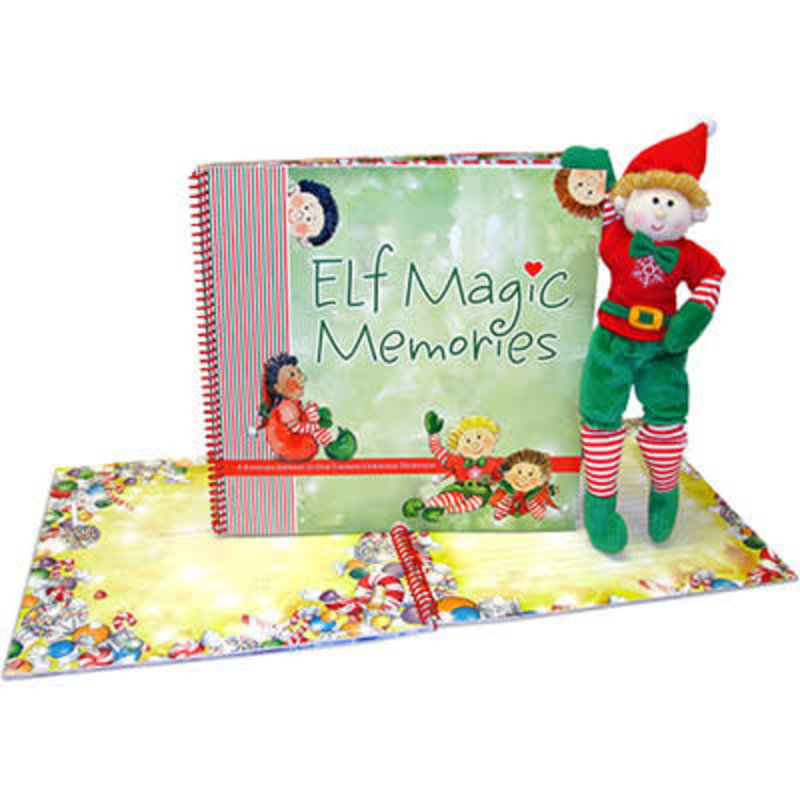 ELF MAGIC ELF MAGIC MAKING MEMORIES KEEPSAKE JOURNAL