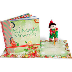 ELF MAGIC ELF MAGIC MAKING MEMORIES KEEPSAKE JOURNAL