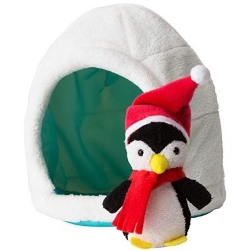 ELF MAGIC POLAR PETS- POM POM PENGUIN AND IGLOO