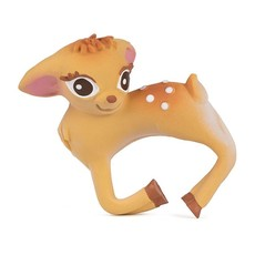 OLI & CAROL CHEWABLE TEETHER BRACELET- OLIVE THE DEER