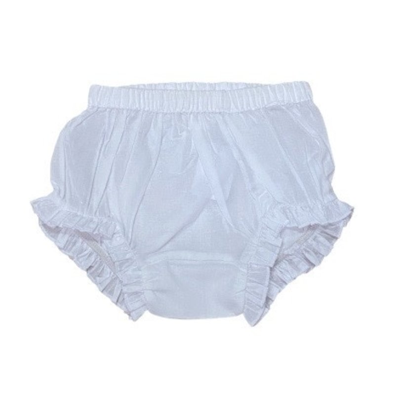 ORIENTAL IMPORTS COTTON BLOOMER W/RUFFLE