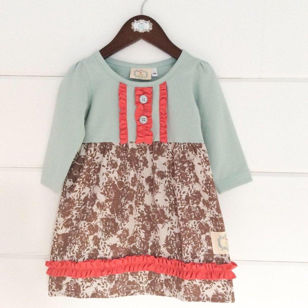 SWANKY BABY VINTAGE MYA'S DRESS