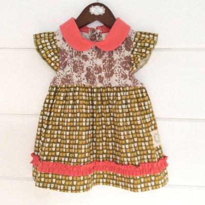 SWANKY BABY VINTAGE EDEN'S PETER PAN DRESS