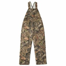 CARHARTT MO CAMO BIB OVERALL QUILT LINED