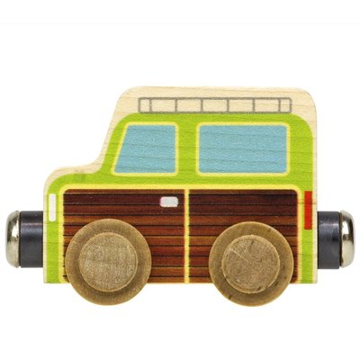 MAPLE LANDMARK NAMETRAIN CAMPER VAN