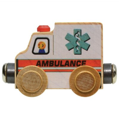 MAPLE LANDMARK NAMETRAIN AMBULANCE
