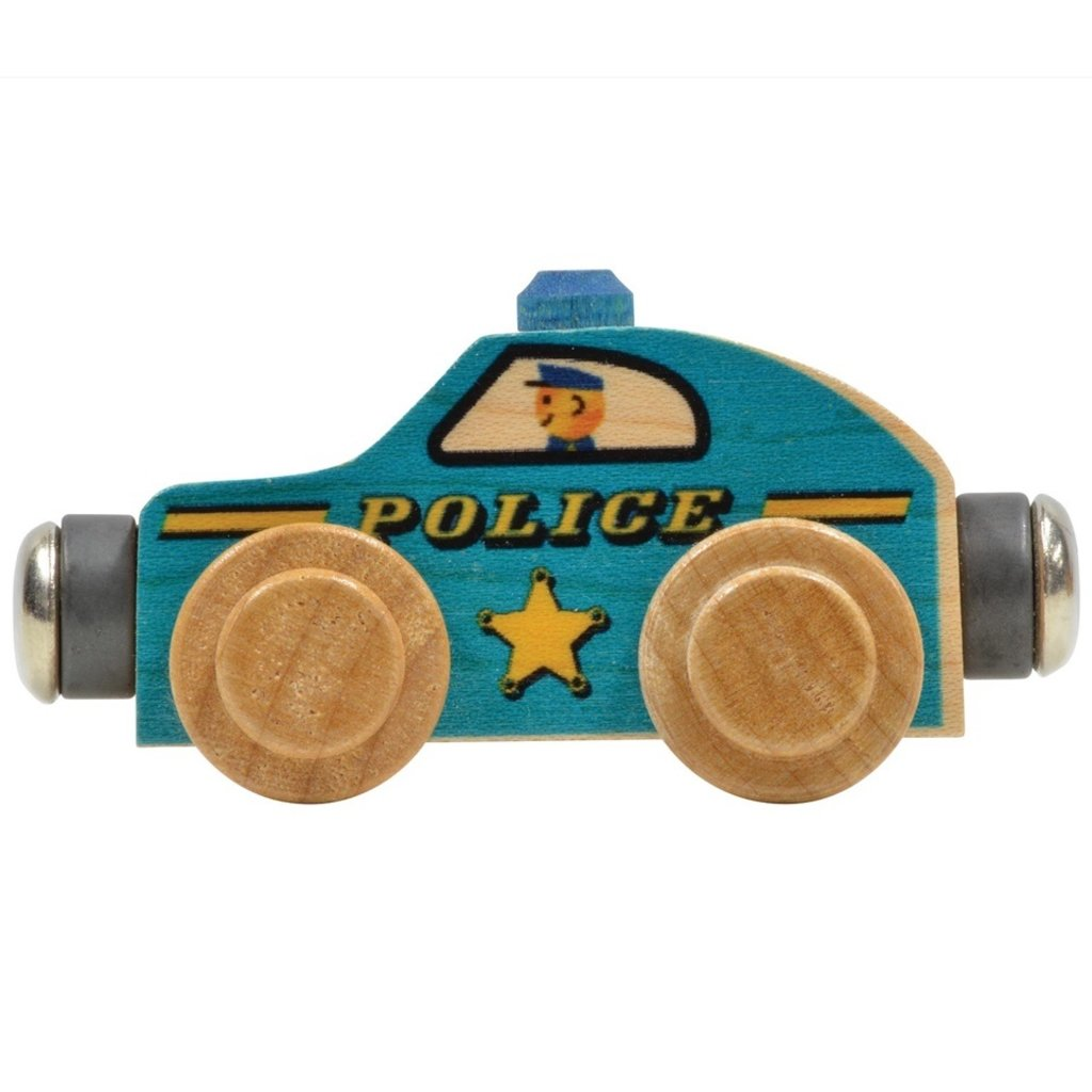 MAPLE LANDMARK NAMETRAIN POLICE CAR