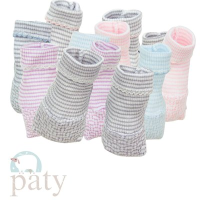 PATY BOOTIES- SOLID