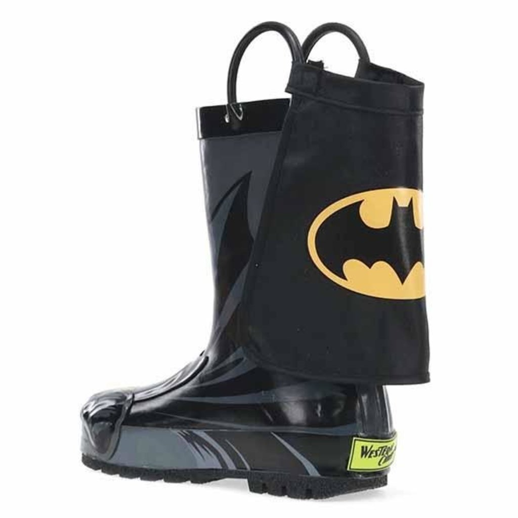 WESTERN CHIEF BATMAN EVERLASTING RAINBOOT