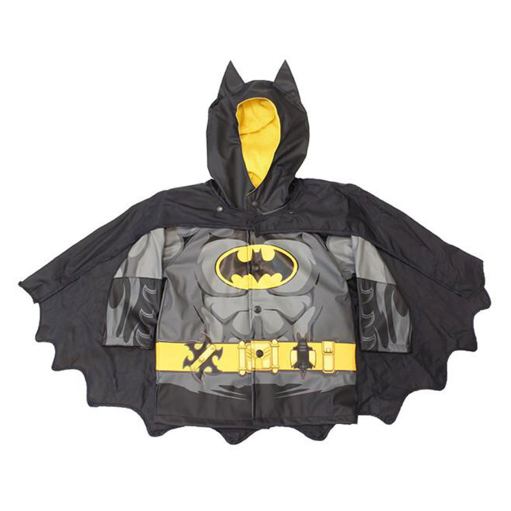 WESTERN CHIEF BATMAN EVERLASTING RAIN COAT