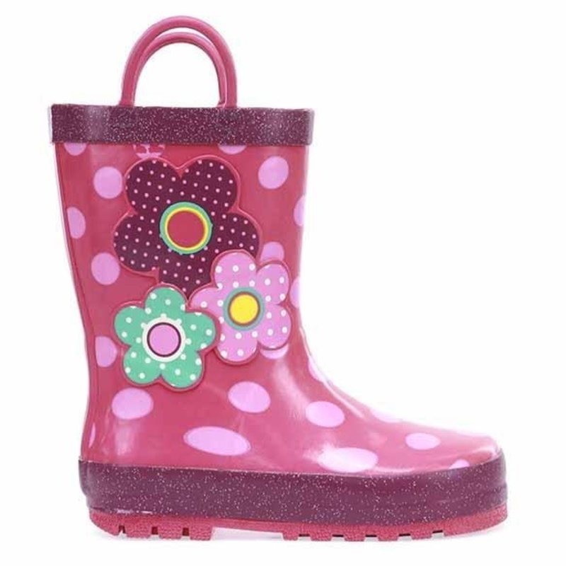 WESTERN CHIEF FLOWER CUTIE RAINBOOT