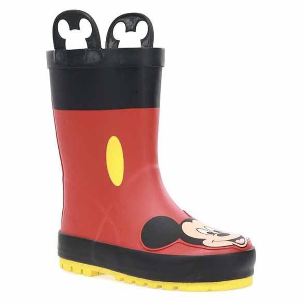 WESTERN CHIEF MICKEY MOUSE RAINBOOT
