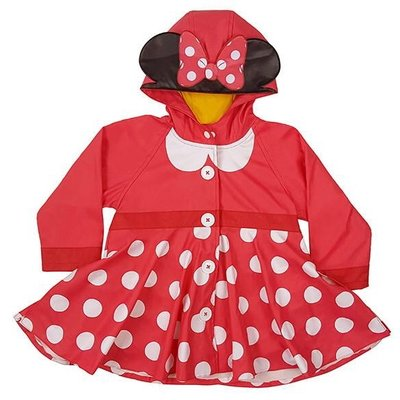 WESTERN CHIEF MINNIE MOUSE RAIN COAT