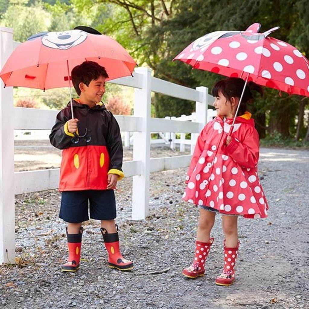 WESTERN CHIEF MINNIE MOUSE RAINBOOT