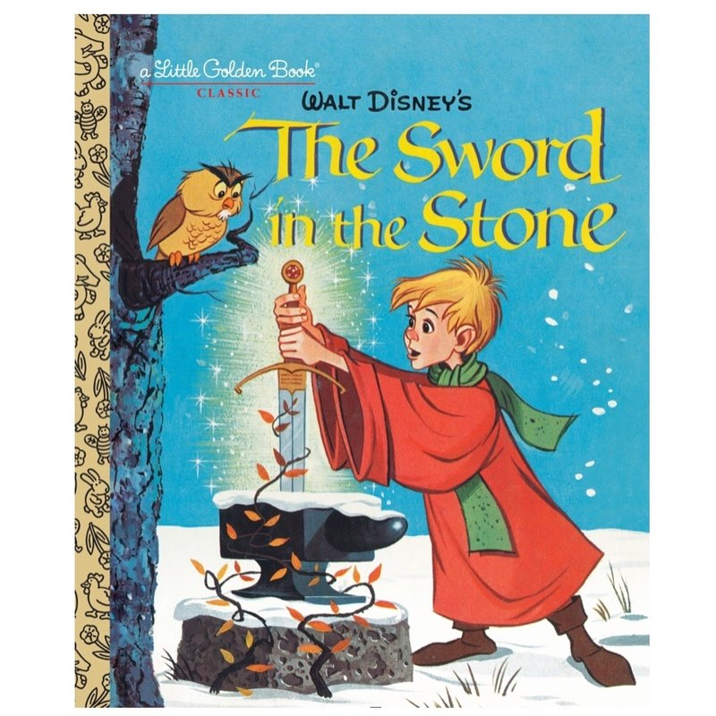 PENGUIN RANDOM HOUSE THE SWORD IN THE STONE LGB