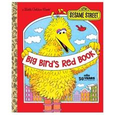 PENGUIN RANDOM HOUSE BIG BIRD'S RED BOOK LGB