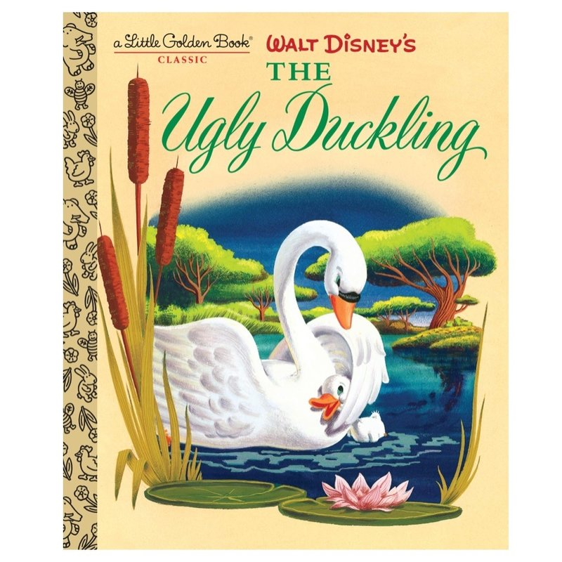 PENGUIN RANDOM HOUSE THE UGLY DUCKLING LGB
