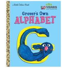 PENGUIN RANDOM HOUSE GROVER'S OWN ALPHABET LGB