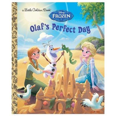 PENGUIN RANDOM HOUSE OLAF'S PERFECT DAY LGB