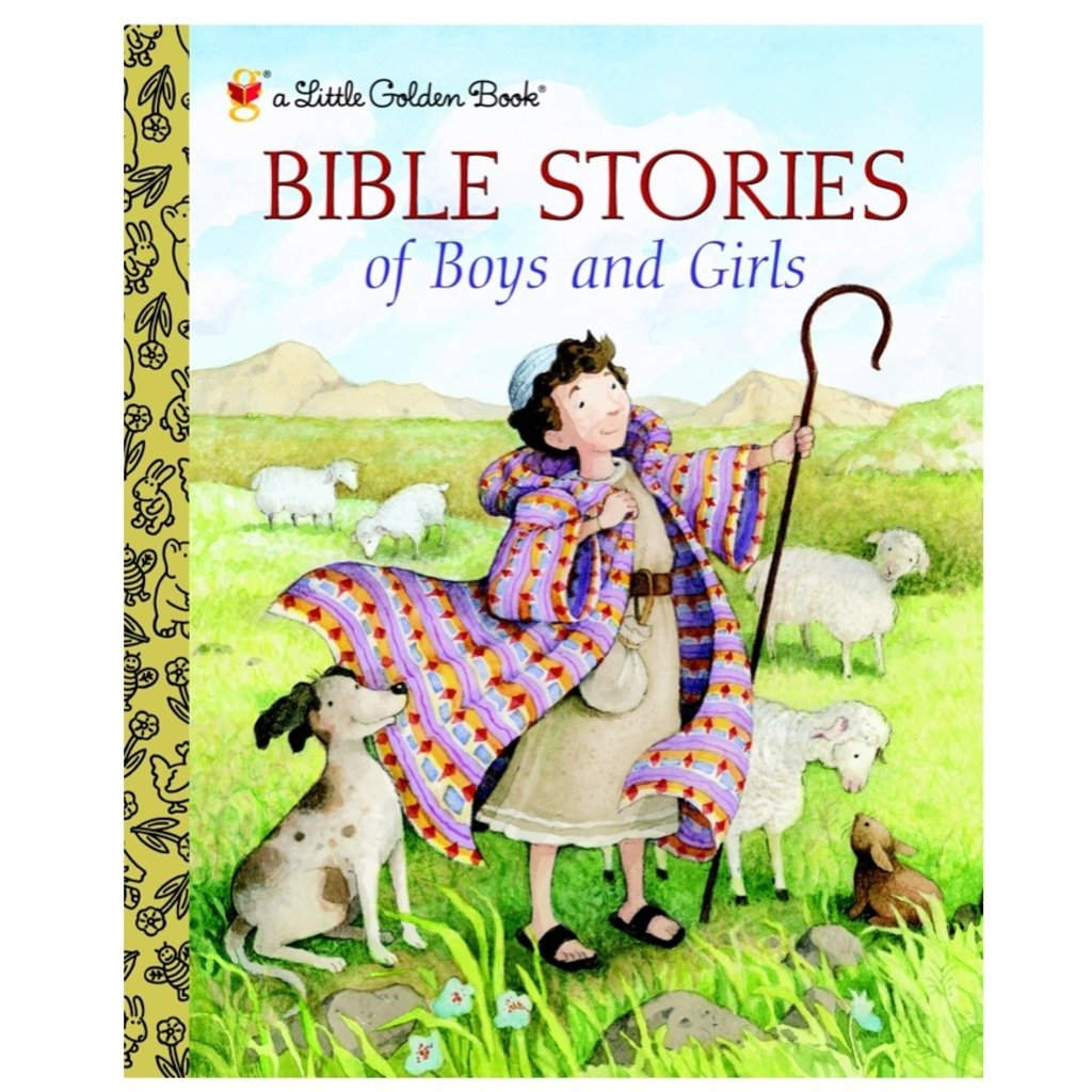 PENGUIN RANDOM HOUSE BIBLE STORIES OF BOYS AND GIRLS LGB