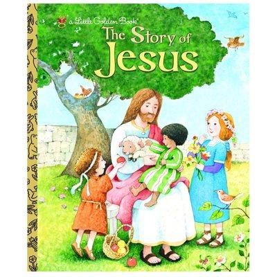 PENGUIN RANDOM HOUSE THE STORY OF JESUS LGB