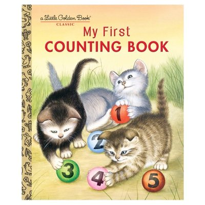 PENGUIN RANDOM HOUSE MY FIRST COUNTING BOOK LGB
