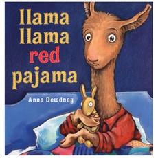 PENGUIN RANDOM HOUSE LLAMA LLAMA RED PAJAMA