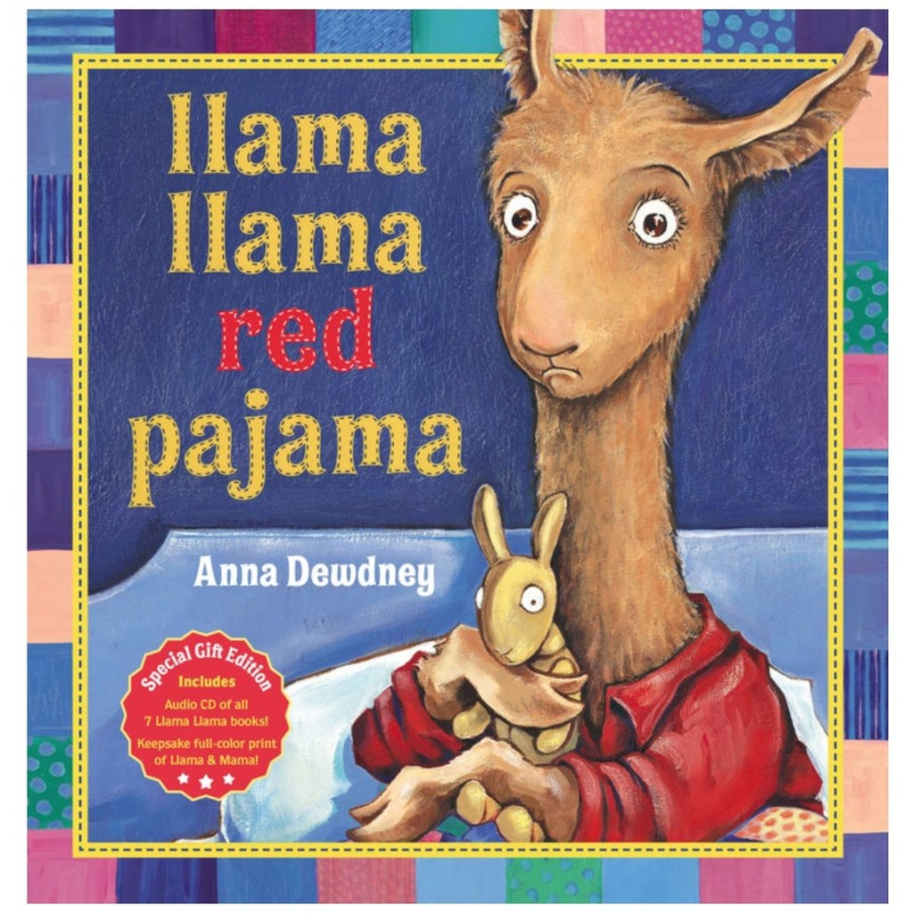PENGUIN RANDOM HOUSE LLAMA LLAMA RED PAJAMA SPECIAL EDITION