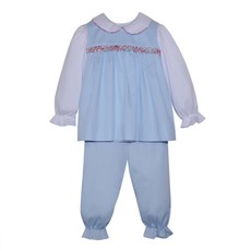 REMEMBER NGUYEN BLUE ANGEL PANT SET