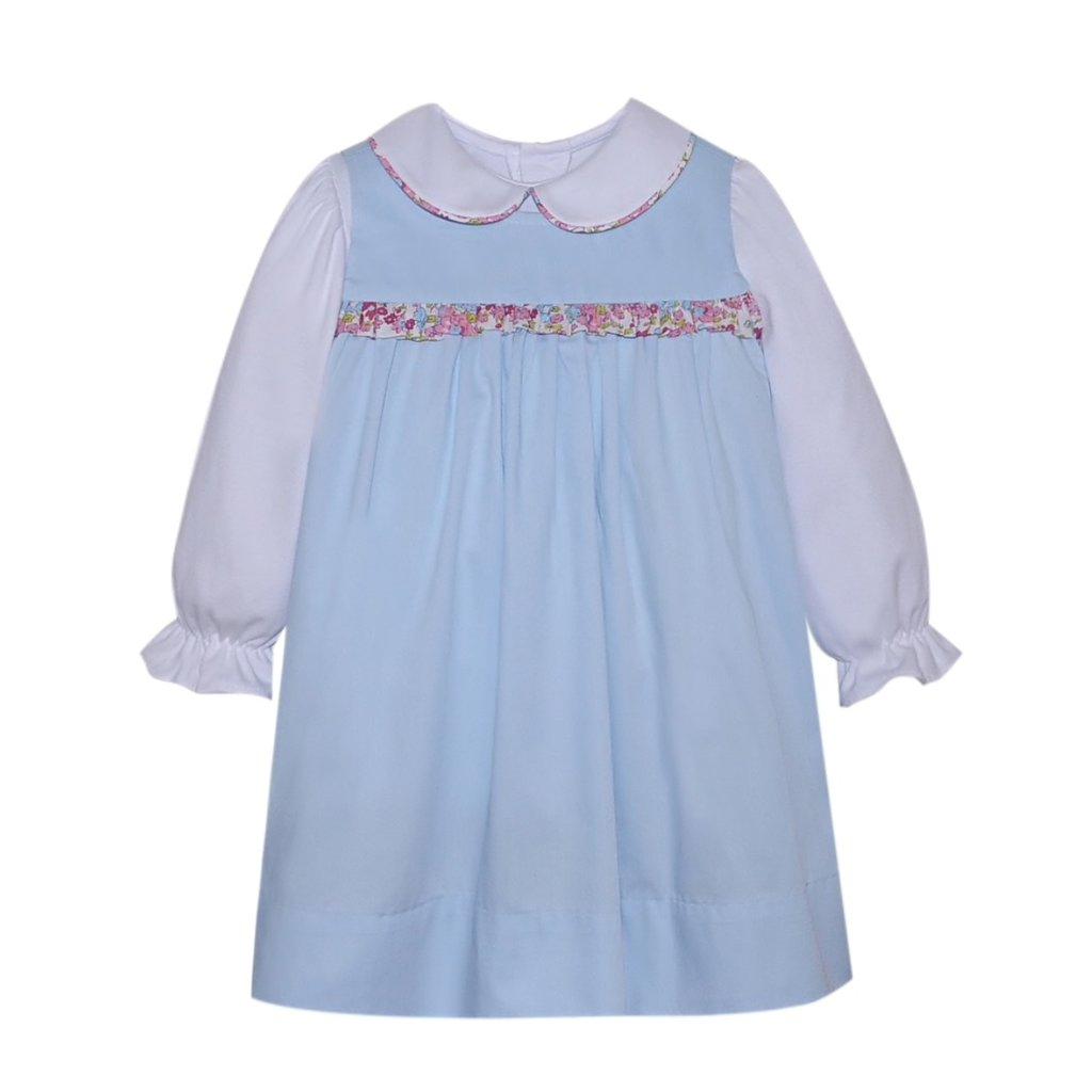 REMEMBER NGUYEN BLUE ANGEL DRESS