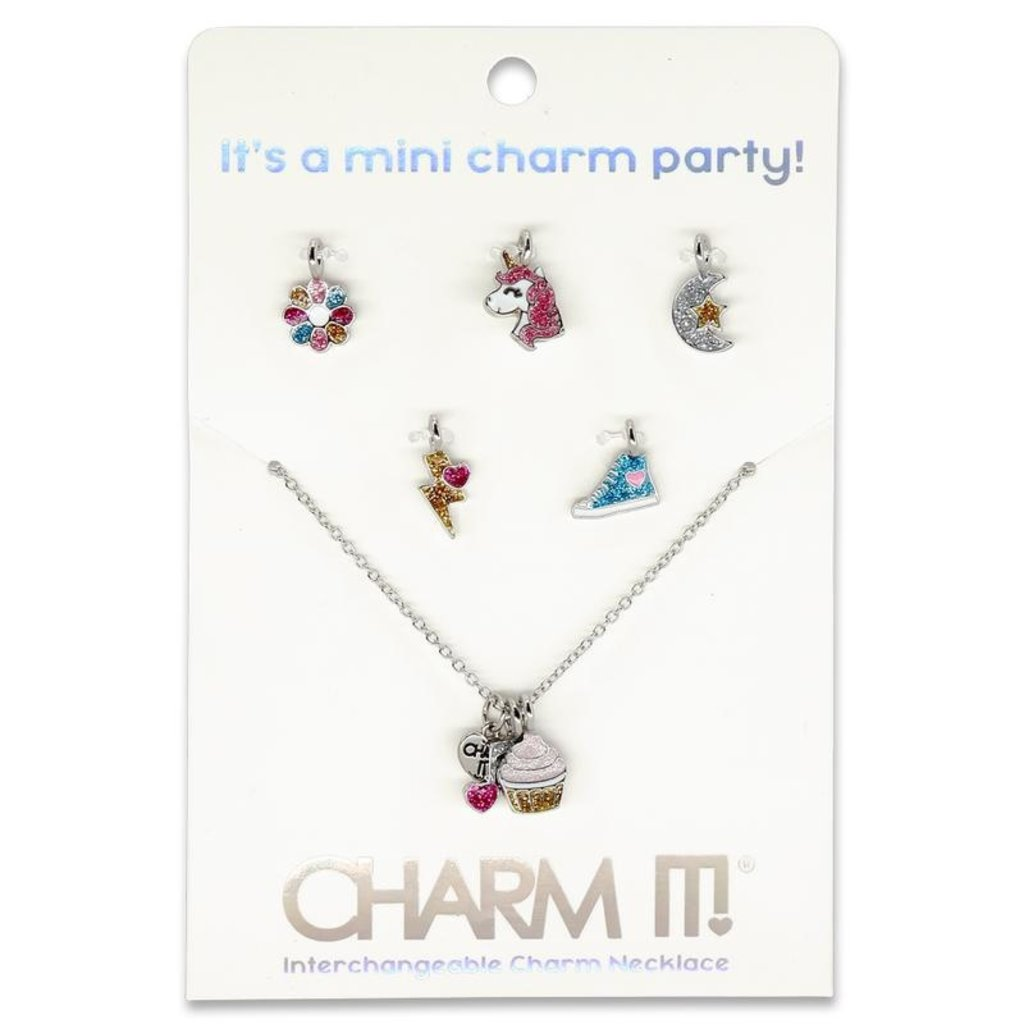 CHARM IT! MINI CHARM NECKLACE