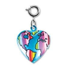 CHARM IT! GIRLS CAN CHANGE THE WORLD LOCKET CHARM