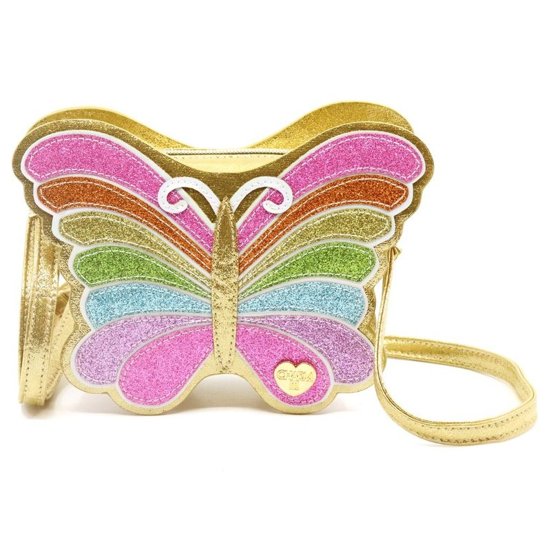 CHARM IT! CHARM IT! BUTTERFLY CHARM BAG