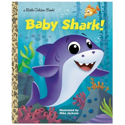 PENGUIN RANDOM HOUSE BABY SHARK! LGB