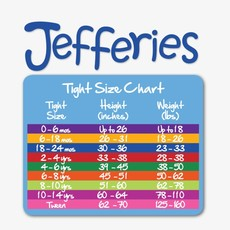 JEFFERIES 01505- PIMA COTTON TIGHT