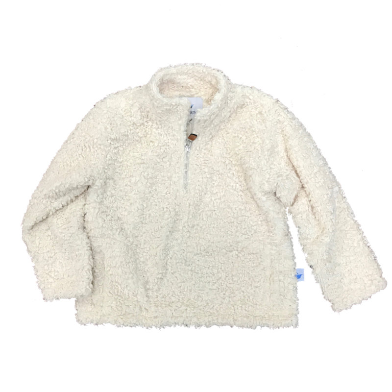 SOUTHBOUND SHERPA PULLOVER- OATMEAL