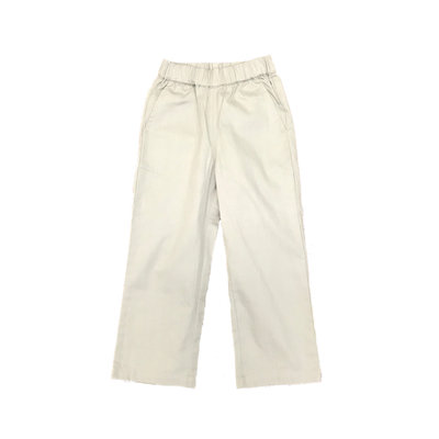 SOUTHBOUND ELASTIC PANTS- GRAY