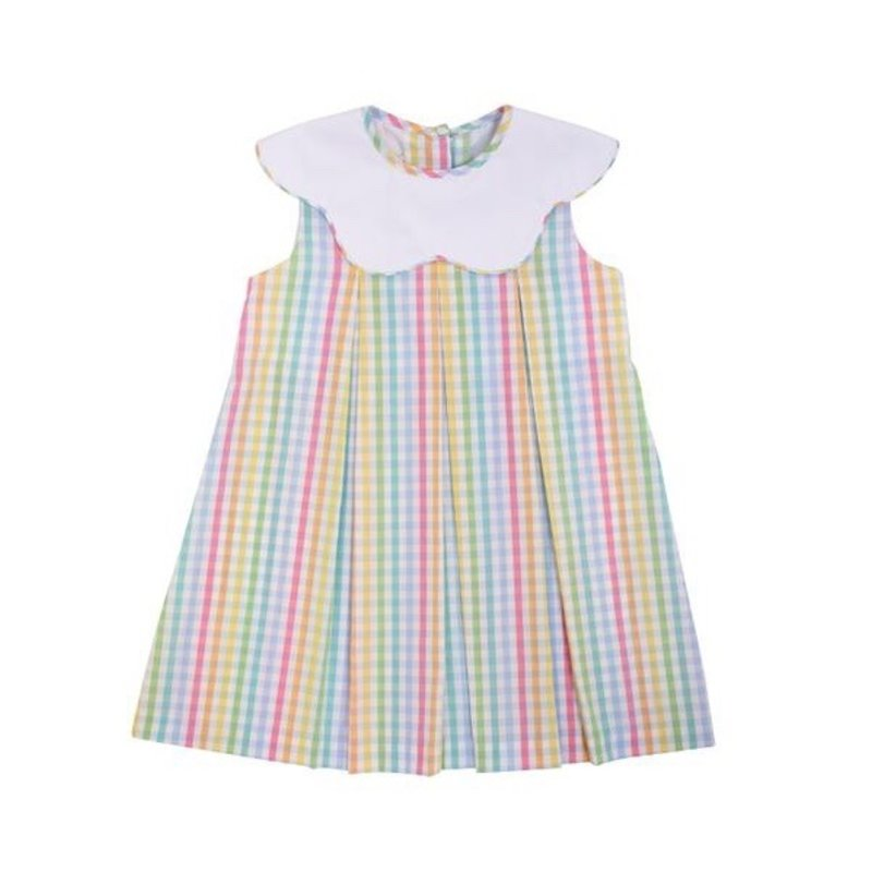 THE BEAUFORT BONNET COMPANY SLEEVELESS FRENCHY FROCK