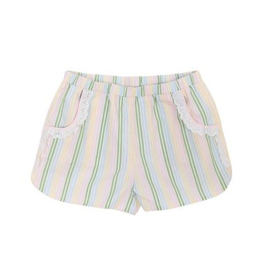 THE BEAUFORT BONNET COMPANY POLLYANNA POCKET SHORT