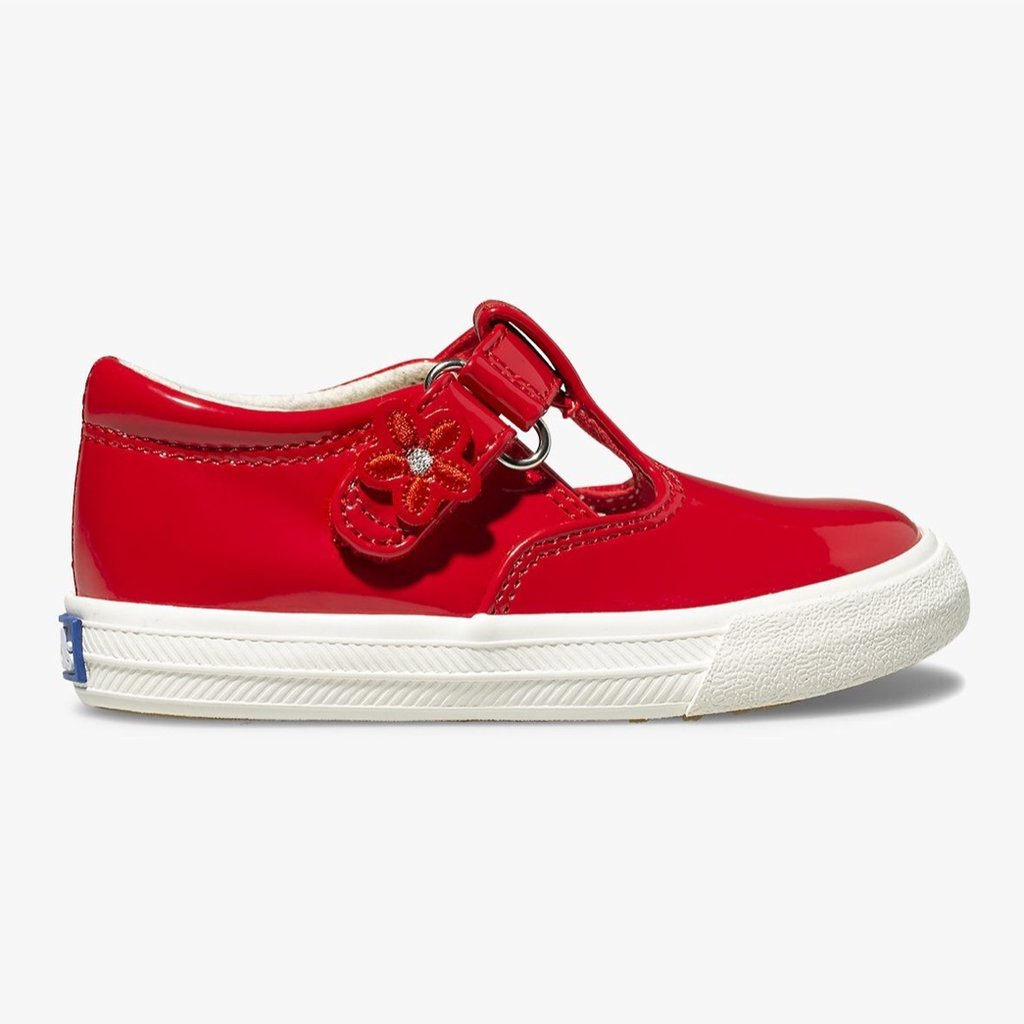 DAPHNE - RED PATENT