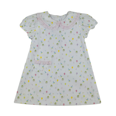LULLABY SET 1956 POCKET DRESS- 65TH ANNIVERSARY
