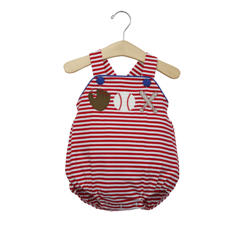 TROTTER STREET KIDS BOYS BASEBALL SLEEVELESS BUBBLE
