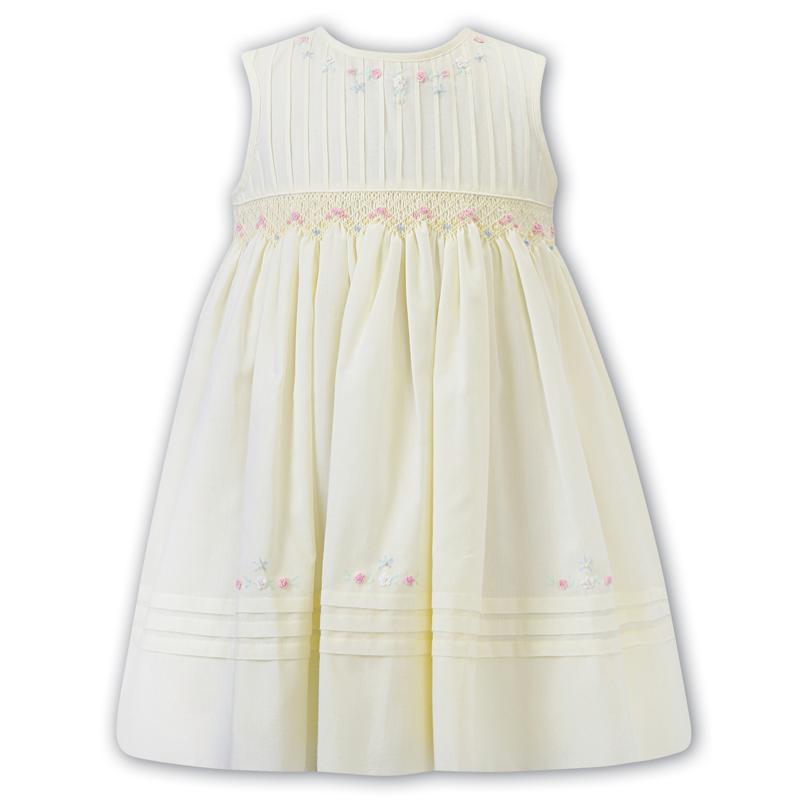 SARAH LOUISE 012284-2  LEMON DRESS