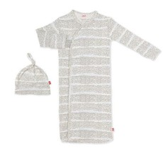 MAGNIFICENT BABY PEBBLE BEACH MODAL MAGNETIC GOWN SET