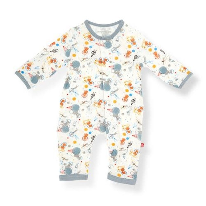 ASTRO PUPS MODAL MAGNETIC COVERALL