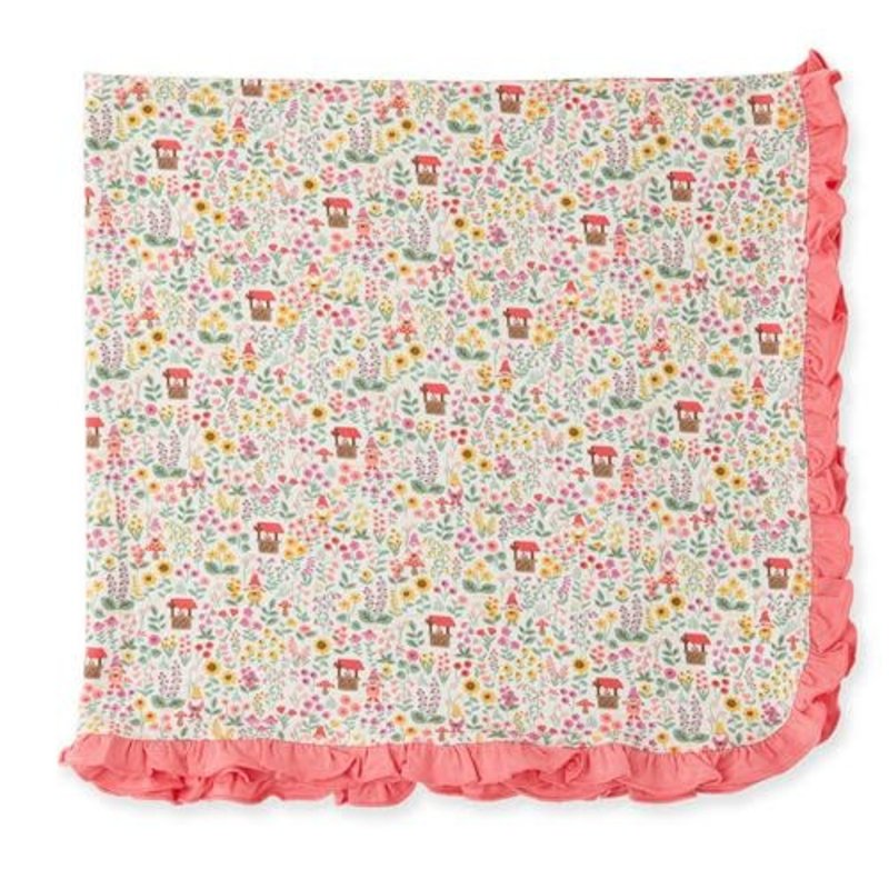 MAGNIFICENT BABY GNOME SWEET GNOME MODAL BLANKET