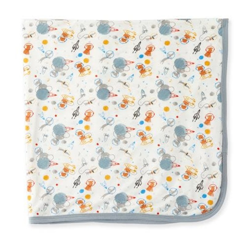 MAGNIFICENT BABY ASTRO PUPS MODAL BLANKET