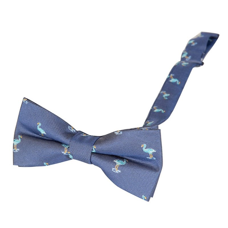 Appaman BLUE FLAMINGO BOW TIE
